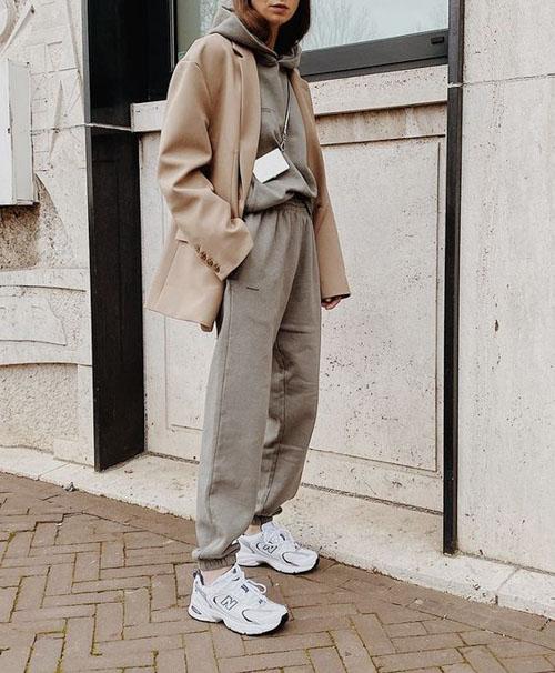 Một chiếc outfit tinh tế nhưng vẫn thể hiện được cá tính