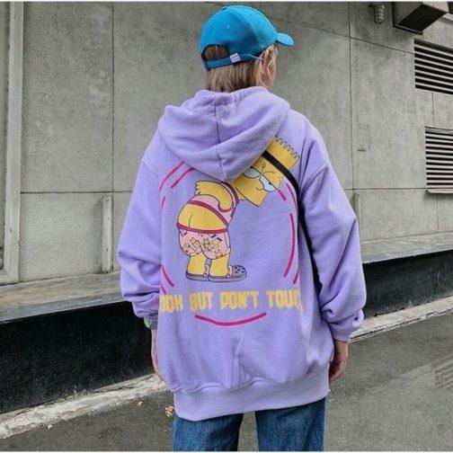 Áo hoodie thun nỉ in hình ông già đẹp mắt