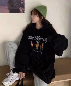 Áo hoodie với nón 2 lớp nhập khẩu