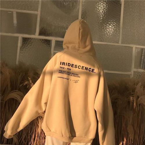 Tìm hiểu về áo hoodie oversize