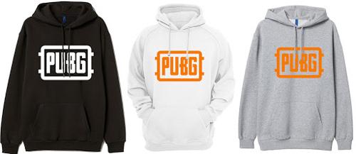 áo hoodie giá rẻ cho các tín đồ đam mê game pubg