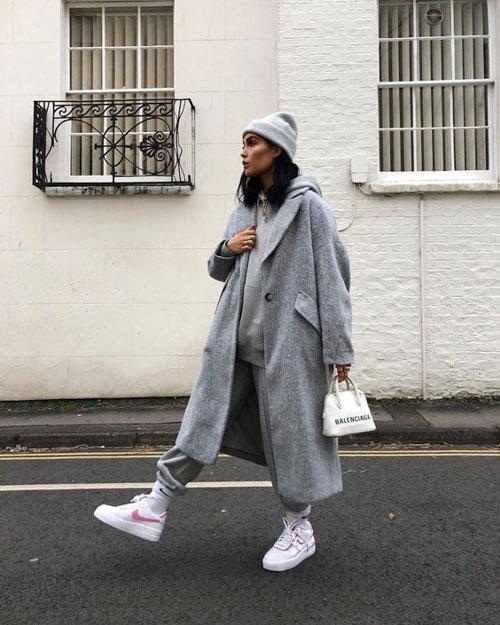 Phong cách thời trang cùng áo Hoodie khiến bạn không khác gì các Fashionista nổi tiếng