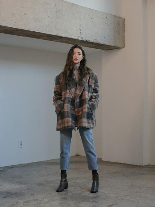 Áo khoác là item không thể thiếu cho thời trang mùa đông