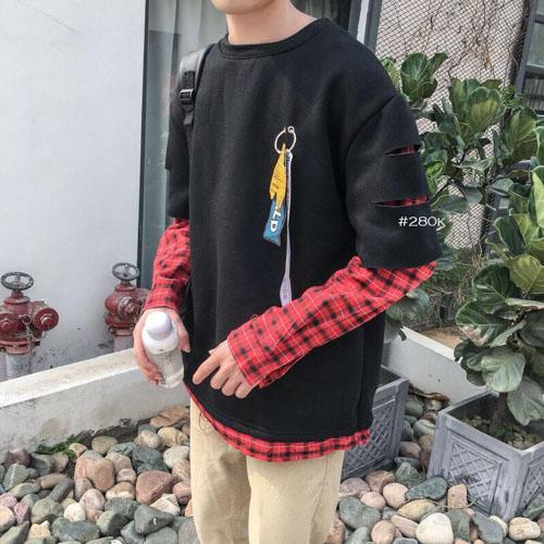 shop bán áo sweater chất lừ